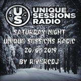 SATURDAY NIGHT UNIQUE SESSIONS RADIO 20/01/2019