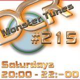 DCR Monster Tunes 22102016