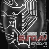 DJ Miss Nic - Sunday Groove 124bpm 23rd Aug 2015