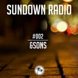 Sundown Radio #002 - &SONS