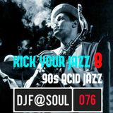 KickYourJazz Vol08 (90's Acid Jazz Extract)