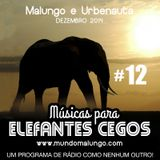 Músicas para Elefantes Cegos #12 - Vitrine ou à Caminho das Férias