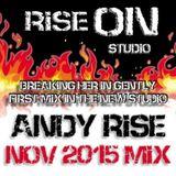Andy Rise - November 2015 Demo