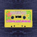 CJ Cooper JacFest Preview Mix - Sept 16