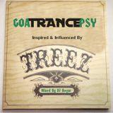 Goa & Psy Trance - Inspired 'n Influenced By DJ Treez