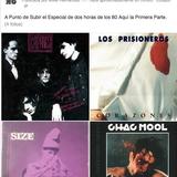 Especial de Rock de Los 80's en El Rock No Tiene La Culpa Parte 1