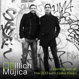 Illich Mujica Opening at The 303 With Eelke Kleijn