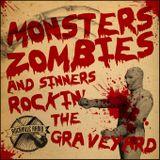 #213 RockvilleRadio 26.10.2017: Monsters A Go-Go Doing The Graveyard Twist
