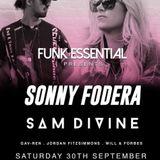 Jordan Fitzsimmons @ Funk Essential Presents Sonny Fodera & Sam Divine