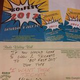 Radio Wishing Well 80s Fest 2017 Ticket Winners Studio Cam