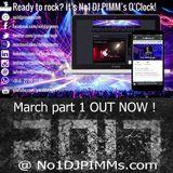 Its DJ PIMMs OClock March 2017