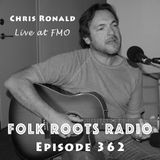 Episode 362: Chris Ronald & More New Releases