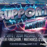 Mathiass O'zana - Support Industry - Live rec