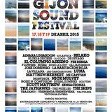 Entrevista Gijón Sound Festival 2015 (13 abril 2015)