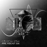 Gaston Zani April Podcast