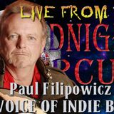 LIVE from the Midnight Circus Featuring Paul Filipowicz