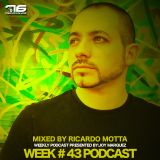 Week # 43 Podcast 76 Recordings By RICARDO MOTTA