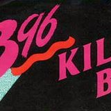 B96 Chicago - Sat.  4 May 1991 Hot Mixes with DJs  Brian Middleton-George McFly-Bad Boy Bill