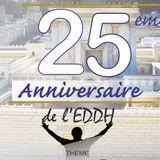 Croisade Annuelle de l'EDDH - 25eme Anniversaire - Rev. Wilner Prudent 3-7