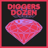King Dom - Diggers Dozen Live Sessions (January 2016 London)