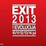 Subb-an & Adam Shelton @ Exit Festival 2013