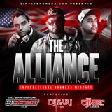 The Alliance Mixtape - Dj Sarj, DJ KSR, Dj Impact - TWITTER INSTAGRAM SNAPCHAT @DJSARJ