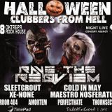 Dj Vedenya - Rock House (club) - Halloween - Clubbers From Hell (28.10.2016)