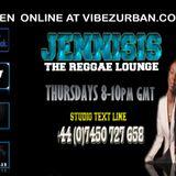 Jennisis - The Reggae Lounge  (10-08-17) on www.vibezurban.co.uk