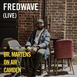 Fredwave (Live) | Dr. Martens On Air: Camden