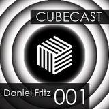 Cubecast 001 by Daniel Fritz