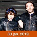 33 TOURS MINUTE - Le meilleur de la musique indé - 30 janvier 2019