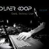 [LR.prod]//Oliver Koop_DarkTechno live_(Sep2018)