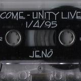 Jeno - Live @ Come-Unity (1.4.95) side.2