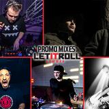 BIG RIDDIM x KINETIK (mixed by W.P.L) - Let It Roll OA 2015 - Promo mix