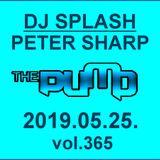 Dj Splash (Peter Sharp) - Pump WEEKEND 2019.05.25.
