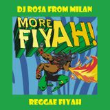 DJ Rosa from Milan - Reggae Fiyah