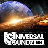 Mike Saint-Jules pres. Universal Soundz 584 (Halloween Edition 2017)