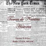 La prensa mexicana durante la Primera Guerra Mundial