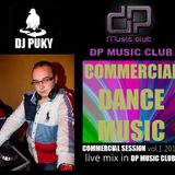 Dj Puky - Commercial 2014 live mix (DP Music Club)