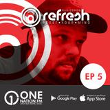 Onenation.fm Presenta Refresh con Javier Noya ( EP05 • 03-02-17 )