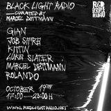 Luke Slater at Black Light Radio (Amsterdam - NL) - 19 October 2018