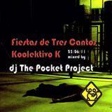 dj The Pocket Project@Kolektivo K party 25/6/11