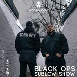 06/10/2019 - Black Ops Sublow Show - Mode FM