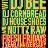 Fresh Fridays (2.10.12) Nottz Raw Dilla Tribute