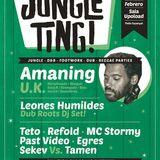 TAMEN Opening Set @ JUNGLE TING! FEB 2015