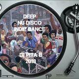 Deep-Nu Disco-Indie Dance 2018 - Dj Pita B
