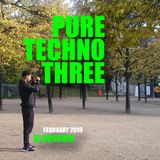 Pure Techno Three (Mix 60) Techno House Music