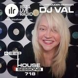 IBIZA LIVE RADIO DJ VAL Deep House Sessions Summer of 2018 Mix