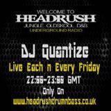# 15 Headrush Radio Dnb Show Aug 8th 2014