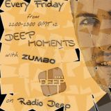 zumb0 - Deep Moments - Radio Deep - 12.09.2014